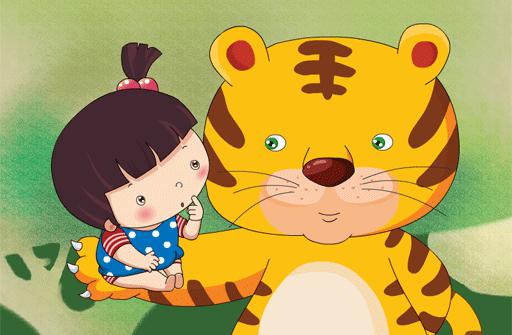 儿童故事宝宝找猫咪