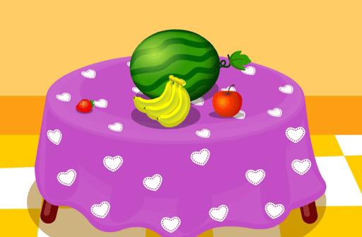 儿童故事吃水果