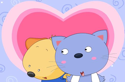 儿童故事两个好朋友