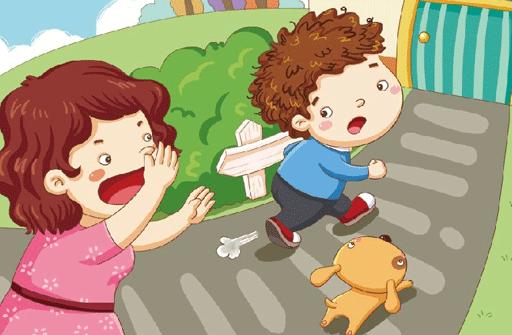 儿童故事嘟嘟不爱洗头