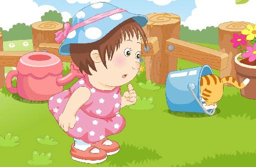 儿歌童谣 小猫在哪里